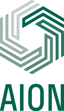 AION's logo.