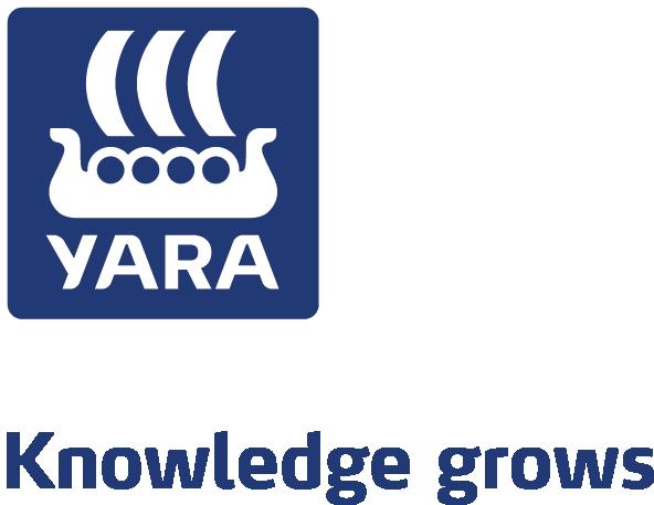 Yara's logo.