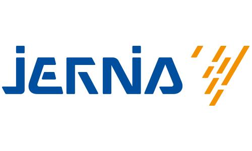 Jernia's logo.